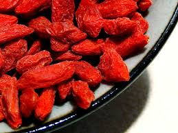 Goji berry - official website - farmasi - Bahan-bahan